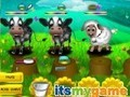 Gra Lisa Farm Animals. Zagraj online
